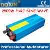 UPS Inverter качества 2500W Solar Pure Sine Wave с Charger
