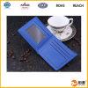 Sostenedor de cuero impermeable de la tarjeta de visita del nuevo diseño