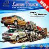 두 배 Axles 6-32units Transporting Car Carrier Semi Trailer