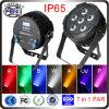 Goedkoop DJ IP65 6*15W Rgbaw+UV+Pink 7 in 1 Waterproof LED PAR Light voor Sale