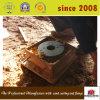 Pièce de valve de moulage au sable d'OEM (pipe de raccordement)