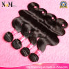Eurasian Body Wave Unprocessed Cabelo Humano / Kanekalon Braid Hair