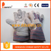 Кожа Gloves-Dlc215 коровы Ddsafety Split