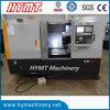 Машина slant lathe металла CNC кровати CK50 горизонтального поворачивая