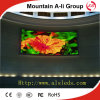 Afficheur LED visuel polychrome d'intérieur de P6 HD pour la publicité
