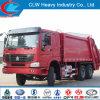 頑丈な6X4 Sinotruk HOWO Compactor Garbage Truck