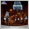 Solarkugel-Licht der wasserdichter im Freiengarten-dekoratives Straßen-LED