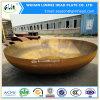 Geht Aluminiummaterial angerichtetes Deckel-Kopf-Becken Schutzkappen-Kopf voran