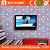 Papier peint de luxe de conception de vente chaude beau pour le décor à la maison