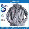 Способ & теплая куртка взрослых с цветастыми феиэрверками