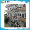El mejor andamio de la elevación del precio para la construcción de edificios, hecho en Guangzhou