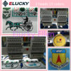 Elucky 2 Heads Computer Operation Embroidery Machine (EG. 1502CH)