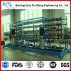 Sistema pequeno da filtragem da água do RO da planta