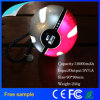 Pokemon 휴대용 마술 공 10000mAh 힘 은행 충전기 LED 점화