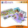 Parque 2015 interno do jogo de crianças do campo de jogos do tema dos doces de Vasia