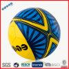 Jaune et Blue Soccer Ball Youth Sizes
