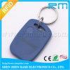 ABS Lf 125kHz esperto T5577 RFID Keychain para o controle de acesso