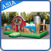 膨脹可能なAnimal World Giant PlaygroundかInflatable Amusement Park