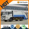 Dongfeng 12 입방 Rhd 압축 유형 쓰레기 트럭