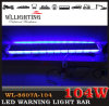 55inch 104 LED Light Bar voor Emergency Warning Vehicle