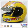 安いClassical Full Face MotorcycleかMotorbike Lady Helmet (FL109)