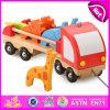 Il giocattolo di legno brandnew dell'automobile 2016, giocattolo di legno dell'automobile, ha scherzato l'automobile del giocattolo, il giocattolo di legno bello W04A208 dell'automobile