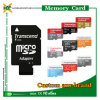 Logo de encargo Micro SD Card 2GB a 128GB SD Memory Card Wholesale