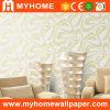 Vinyle neuf Wallcovering de PVC de modèle de l'Italie pour le matériau de construction