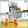 Macchina di rifornimento automatica dell'olio di girasole