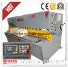 Do metal hidráulico do CNC de QC12k 6*2500 cortador de metal de folha de corte da máquina