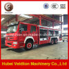 Вода-Foam-Dry Power Fire Fighting Truck HOWO 12000L