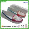 Ботинки PVC выдвиженческой оптовой продажи женщин высокого качества белые (RW27122B)