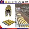 Sistema ferroviario di alluminio isolato del conduttore