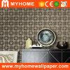 Papel de empapelar lavable del PVC de la decoración casera (MK830306)