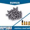 Bola de acero de la precisión de la fabricación del surtidor de la bola de acero SUS304