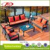 Мебель установленного ротанга сада напольная (DH-165)