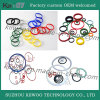 GummiSilicone Products Silicone und Colorful Soft O-Ring Seal