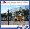 Il PVC caldo locale di vendita della fabbrica di iso & del Ce di Anping ha ricoperto la rete fissa saldata giardino della rete metallica