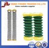 Dekoratives PVC-beschichteter/galvanisierter Kettenlink-Zaun