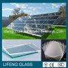 Glace solaire photovoltaïque de qualité avec la pile solaire Eficiency
