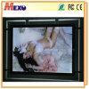 Affichage en cristal accrochant LED de modèle annonçant Lightbox mince (CSH02-A3L-02)