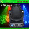 Punkt-bewegliche Hauptstadiums-Lichter Fachmann DJ-60W 90W LED