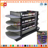 A loja de madeira personalizada nova do supermercado arquiva (Zhs261)