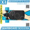 Скейтборд Longboard Surfboard моторизованный электрическим двигателем