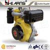 Dieselmotor met de Gele Kleur van de Nokkenas (HR186FS)