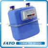 Medidor de gás do diafragma