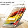 SamsungギャラクシーS7 S7端のための3D完全なカバー緩和されたガラスフィルムスクリーンの保護装置