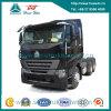 Sinotruk HOWO A7 420HP 6X4のトラクターのトラック