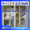 Window en aluminium Roller Mosquito Screen avec Fiberglass Insect Screen