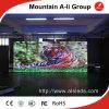 Exhibición de LED grande al aire libre P8 para hacer publicidad